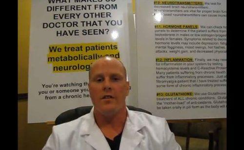 Neuro-Metabolic Institute of Atlanta – Blood Sugar and Chronic Disease