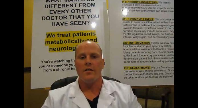 Neuro-Metabolic Institute of Atlanta – Blood Sugar and Chronic Disease