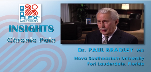 Laser Therapy for Chronic and Neuropathic Pain:Dr. Paul Bradley