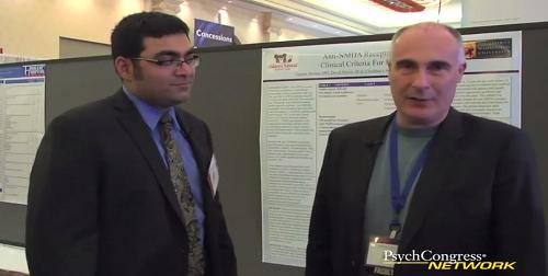 Anti-NMDA Receptor Encephalitis- the clinical criteria of early diagnosis