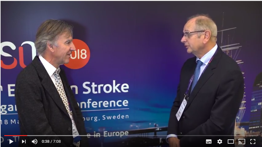 ESOC 2017 – Jean-Louis Mas talks about the CLOSE trial