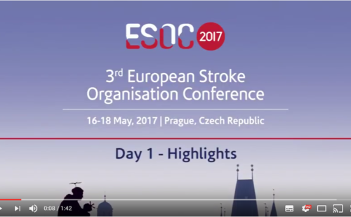 ESOC 2017 – Day 1 – Highlights