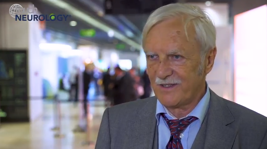ECTRIMS 2017 –  Jürg Kesselring Interview – Part 1