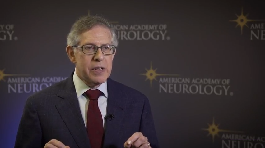 Richard Finkel, AAN 2018 – Spinal muscular atrophy (SMA) is a treatable neurodegenerative disease