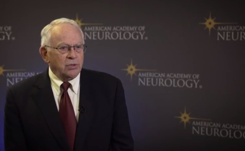 John Bodensteiner, AAN 2018 – Advances in molecular and genetic diagnosis in paediatric neurology