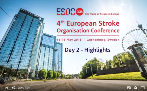 ESOC 2018 – Day 2 – Highlights