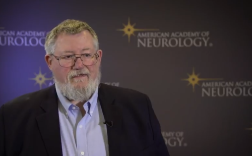 Edwin B George, AAN 2018 – Multiple system atrophy (MSA) diagnosis
