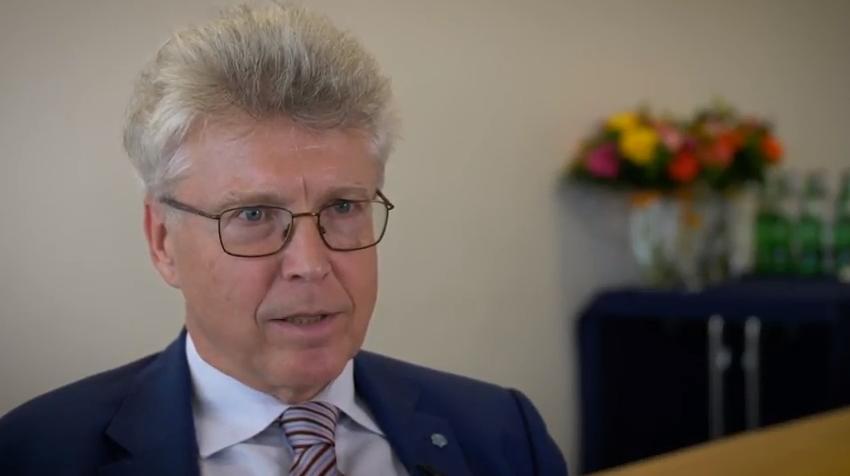 Franz Fazekas, EAN 2018 – Mission of the EAN