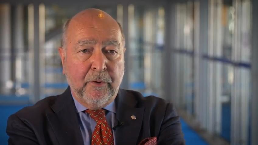 Antonio Federico, EAN 2018 – Involvement of the EAN in rare neurological diseases