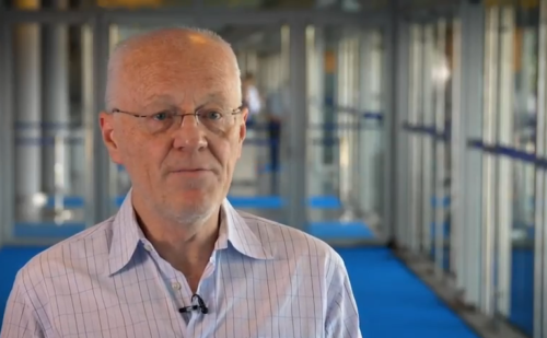 Peter Goadsby, EAN 2018 – Erenumab in difficult-to-treat episodic migraine: LIBERTY study