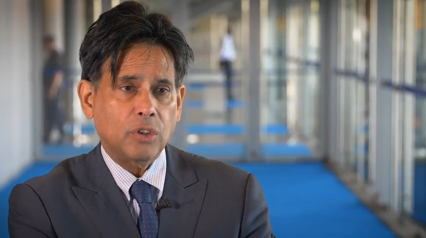 K Ray Chaudhuri, EAN 2018 – Societal burden and early symptoms of Parkinson's disease
