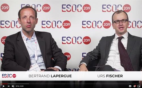 Bertrand Lapergue, ESOC 2019 – ASTER2 trial