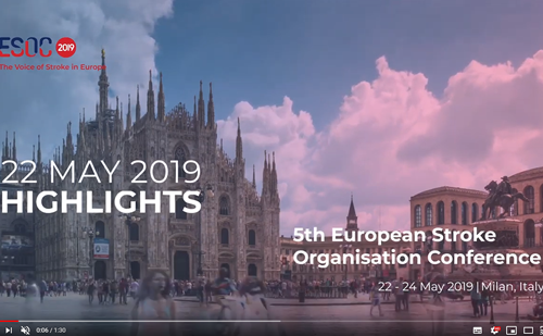 Highlights from ESOC 2019 – Day 1