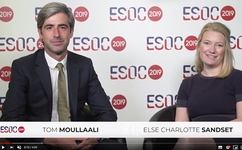 ESOC 2017 - Tudor Jovin and Raul Nogueira talk about the