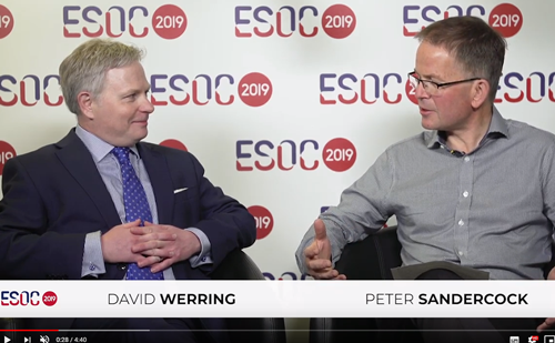 David Werring, ESOC 2019 – Microbleeds International Collaborative Network