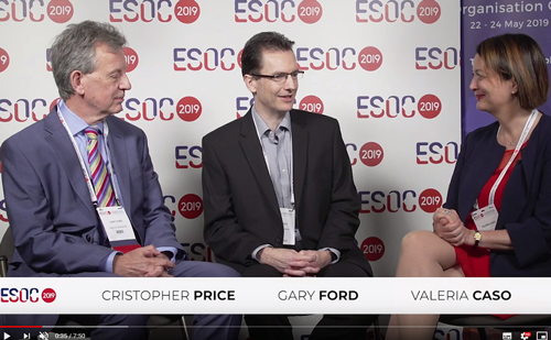 Christopher Price & Gary Ford, ESOC 2019 – PASTA trial