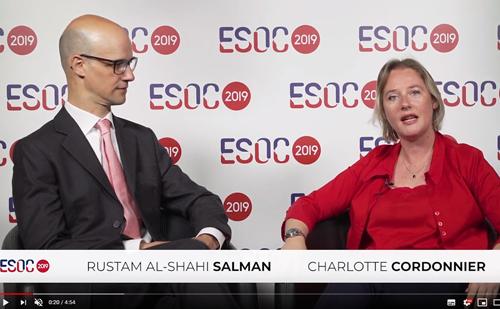 Rustam Al-Shahi Salman, ESOC 2019 – RESTART