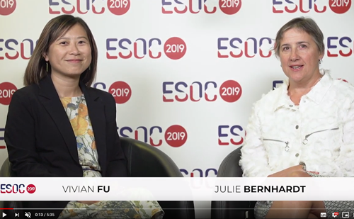 Vivian Fu, ESOC 2019 – Taking Charge After Stroke (TaCAS) study