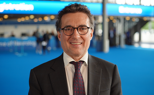 Xavier Montalban, EAN 2019 – Phase II study of first oral BTK inhibitor in multiple sclerosis