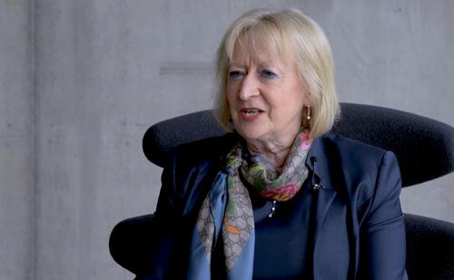Pamela Shaw, EAN 2019 – Moritz Romberg Lecture