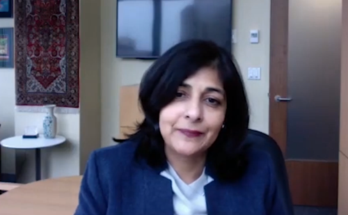 Tanuja Chitnis – Exploring the Role of the Microbiome in Multiple Sclerosis