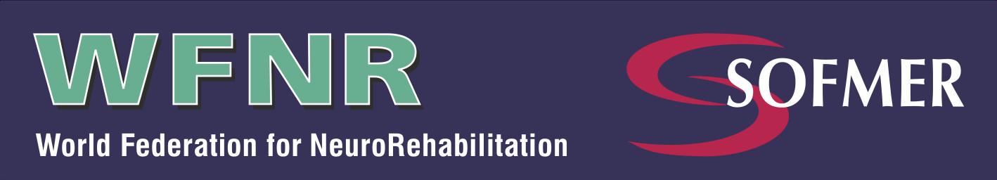 WORLD CONGRESS FOR NEUROREHABILITATION (WCNR)