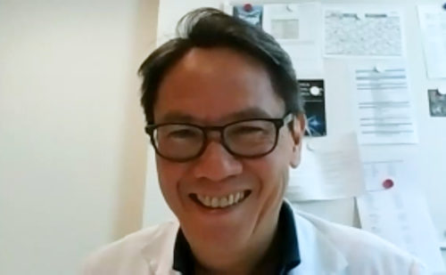 Andrew Chan, EAN 2020 – COVID-19 and Multiple Sclerosis
